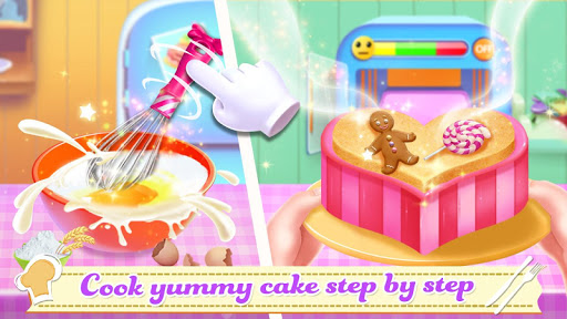 Cake Shop - Kids Cooking 2.0.3122 screenshots 3
