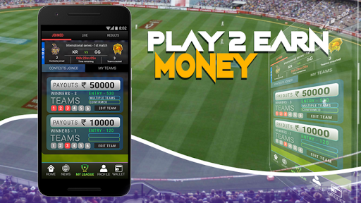 SCORE CRICKET 11 ud83cudfcf- FANTASY CRICKET SELECTOR 1.0.41.19.free gameplay | by HackJr.Pw 1