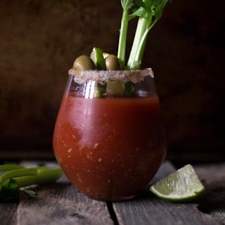 V8 Vegetable Juice Bloody Mary Recipes