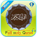 Full Holy Quran: voice offline icon