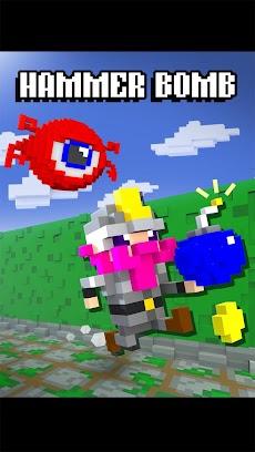 Hammer Bomb - Creepy Dungeons!のおすすめ画像2