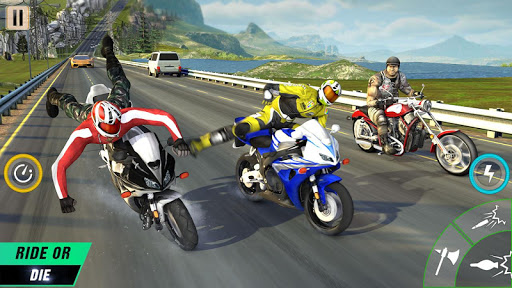 Crazy Bike Attack Racing New: Motorcycle Racing 3.0.02 screenshots 3