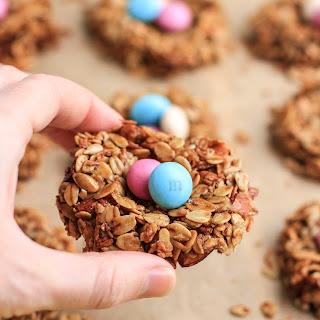 Easter Egg Granola Bird Nests