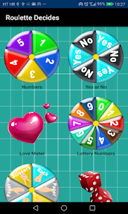 Roulette Decides for PC-Windows 7,8,10 and Mac apk screenshot 7