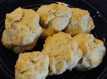 Almond Sesame Seed Cookies Recipe