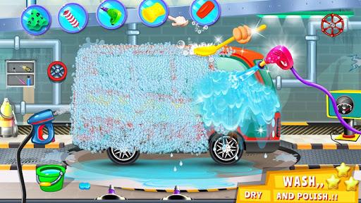 Modern Car Mechanic Offline Games 2019: Car Games apkpoly screenshots 4