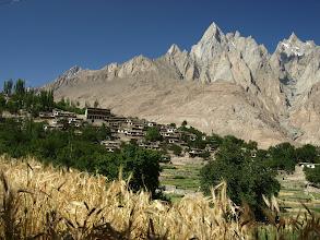 Photo: Macholo Village, Lower part of Hushe Valley