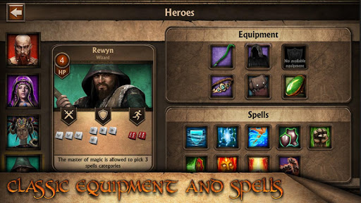 Arcane Quest HD para Android