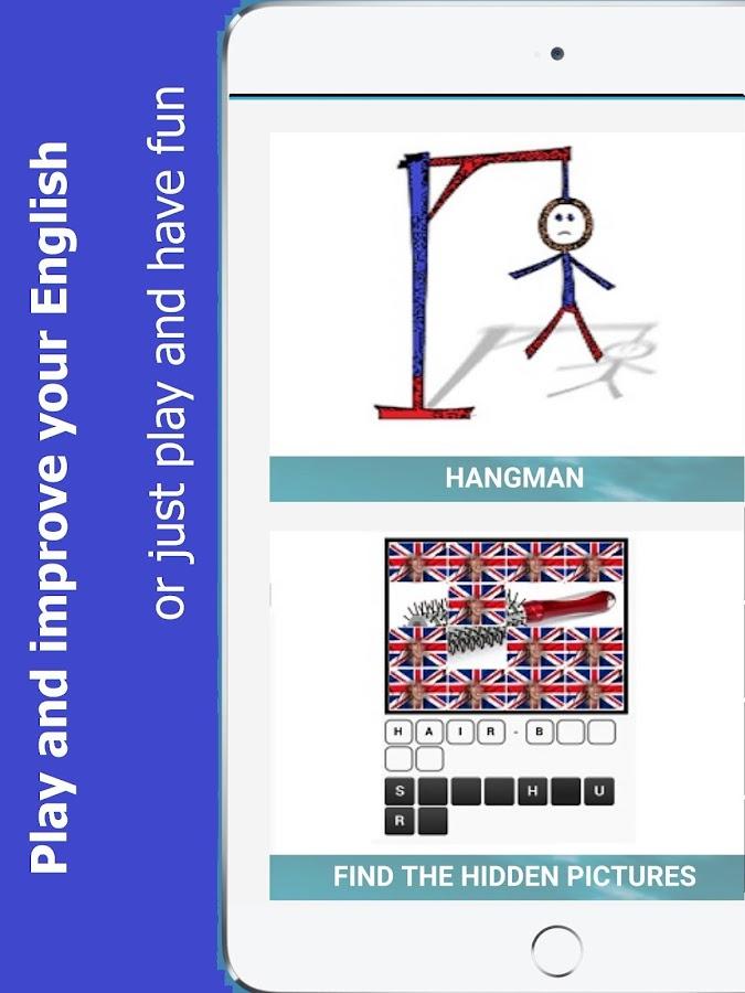 Learn English in context- screenshot