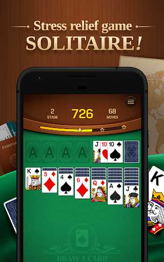 Klondike Solitaire: World of Solitaire 2.3.0 gameplay | by HackJr.Pw 1