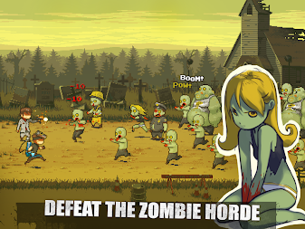 Dead Ahead: Zombie Warfare APK screenshot thumbnail 14