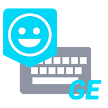 Georgian Dictionary - Emoji Keyboard APK