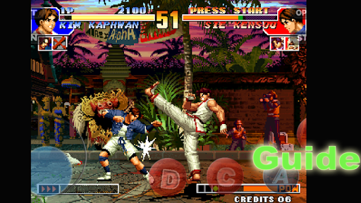 Guide for The king of fighters'97 screenshot