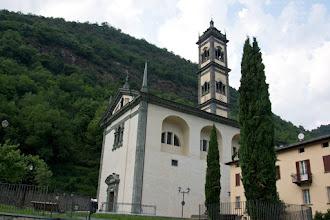 Photo: Grosotto -XIII wieczny kościół św. Euzebiusza.