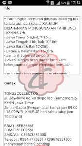 Supplier Ecer Grosir Pakaian screenshot 3