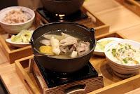 暖心個人獨享土雞鍋