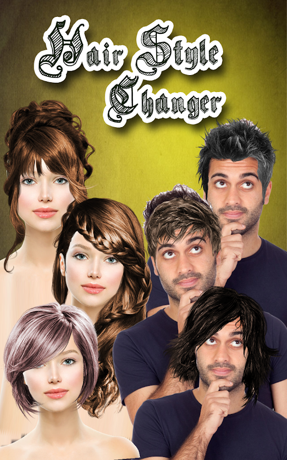 Fine Hair Style Changer Android Apps On Google Play Short Hairstyles Gunalazisus