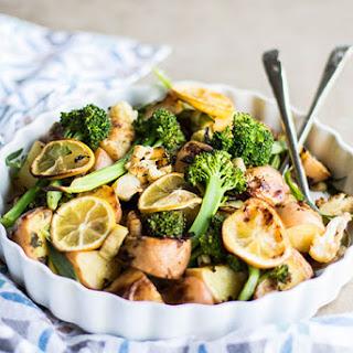 Roasted Vegetables (My Favorite Spring Version!).