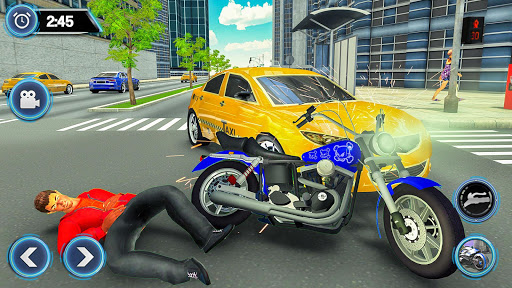 US Motorcycle Parking Off Road Driving Games filehippodl screenshot 2