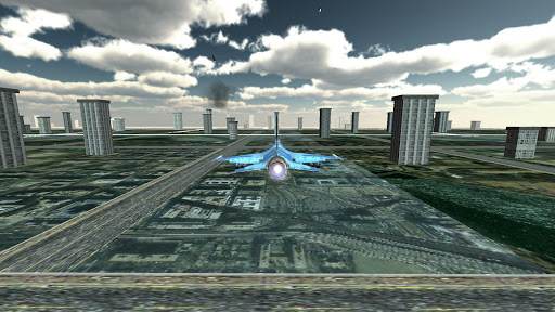 Jet Plane Fighter City 3D 1.0 screenshots 7