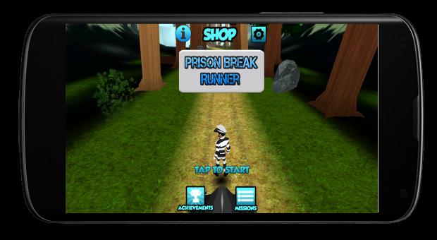android Prison Break Runner Screenshot 0