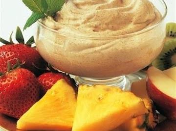 Peach And Banana Smoothie Fruit Dip Recipe