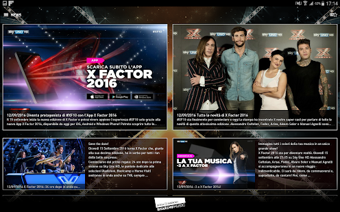 X Factor 2016- miniatura screenshot