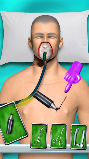 Open Heart Surgery Simulator screenshot