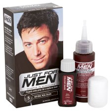 Just For Men Original Formula Hair Colour - Real Black