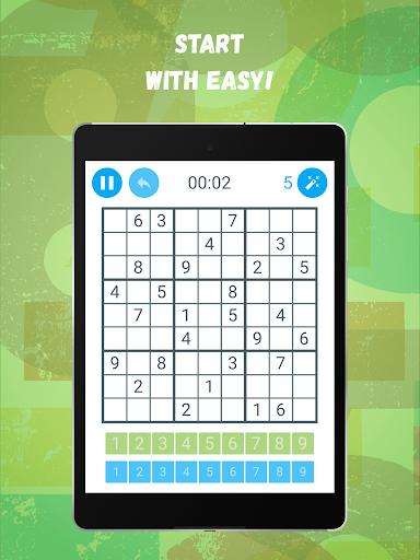 Sudoku: Train your brain painmod.com screenshots 7