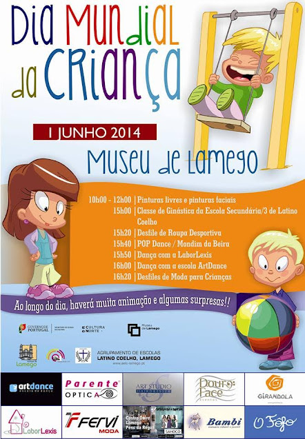 Dia da Criança no Museu de Lamego