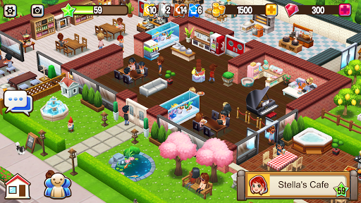 Food Street - Restaurant Management & Food Game 0.47.6 screenshots 5