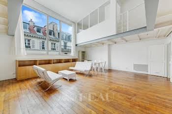 Appartement meublé 3 pièces 107,91 m2