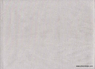 Photo: 16 Poly Dupion - DF SILVER   100% Polyester
