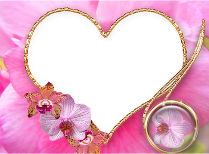 Pink Heart Frames - Apps on Google Play