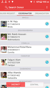Blood Friend-Find Blood Donors 6