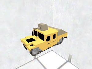 Humvee Track XL