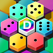 Dominoes! Merge - Hexa Puzzle