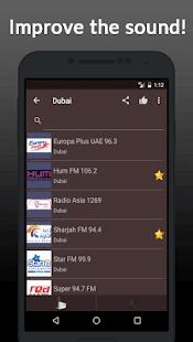 Radio Online United Arab Emirates - náhled