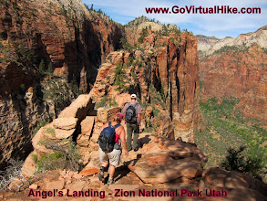 Photo: Angel's Landing - Zion National Park Utah