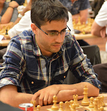 Photo: Nummer 3 der Setzliste: GM Nabaty Tamir (ISR)