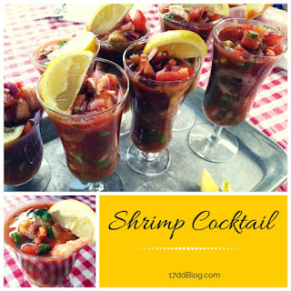 Chopped Shrimp Cocktail Recipes