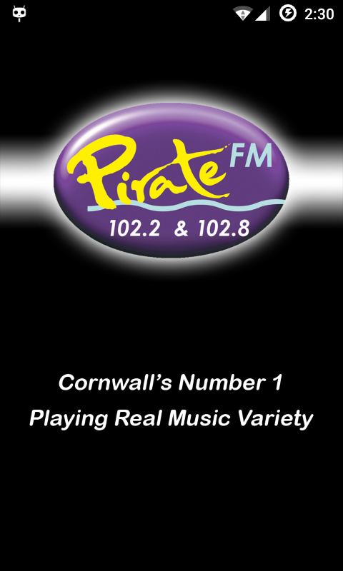 Pirate FM- screenshot