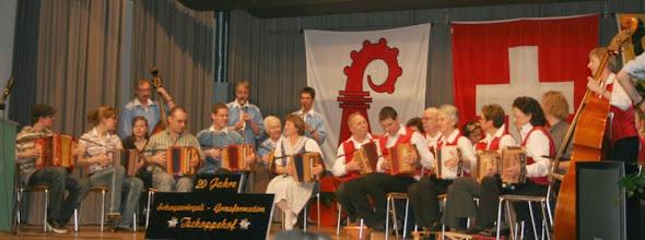 Photo: Gesamtspiel aller Musikanten