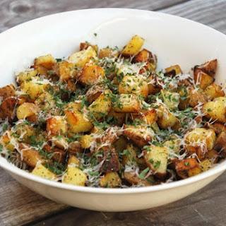 Fast Fried Skillet Potatoes.