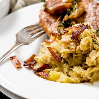 Apple Side Dish Pork Recipes.