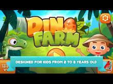 Dino Farm - Dinosaur games for kids screenshot 10