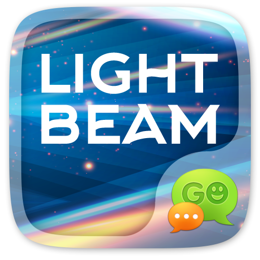 (FREE) GO SMS LIGHT BEAM THEME