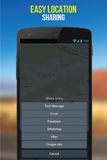 NaviMaps: 3D GPS Navigation 3.0.3 Screenshots 8