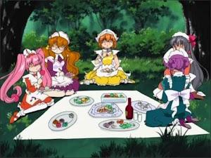 Mizugi Kanojo Episode 01
